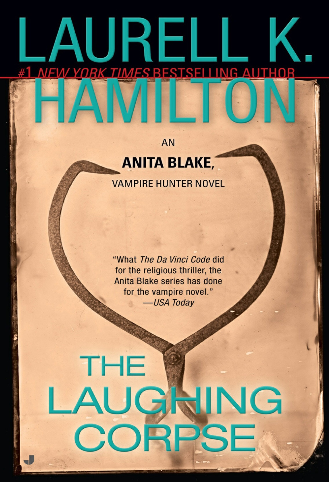 Reading The Laughing Corpse by Laurell K. Hamilton